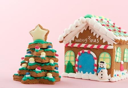 姜饼屋(圣诞蛋糕)培训